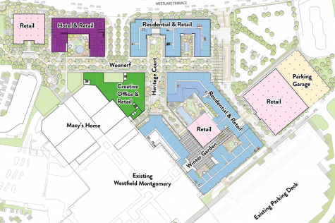 Montgomery Mall planning multi-million dollar expansion