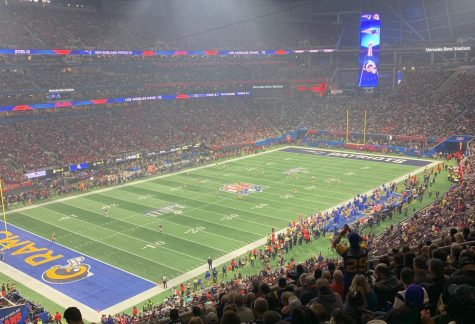 Defensive showdown or tedious punt fest: students react to Super Bowl LIII