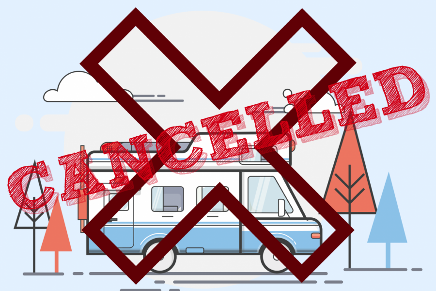 Hand on a Van competition cancelled due to lack of participation