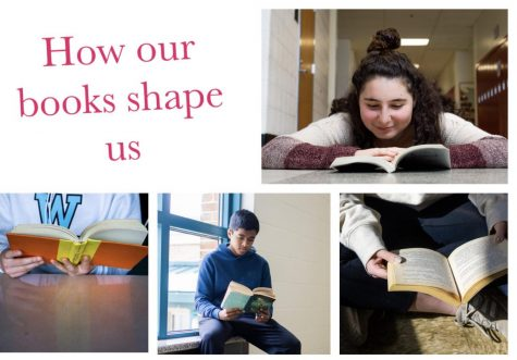How our books shape us