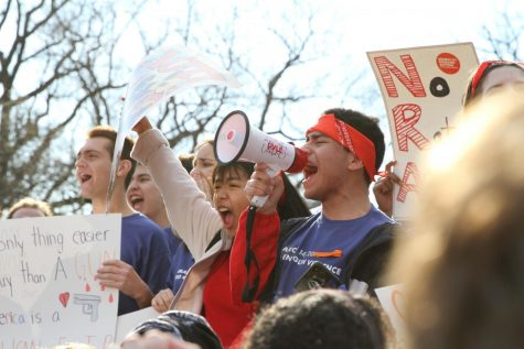 Thousands of MoCo students march for gun control March 14