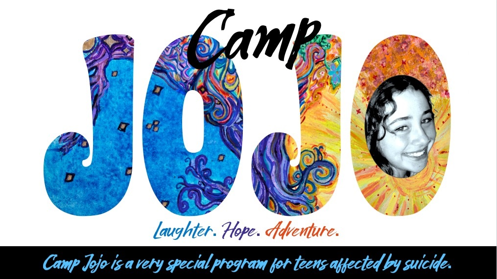 Camp Jojo's mission is to form a unique community of teenagers who have lost loved ones to suicide. The camp will be held in honor of Jojo, who Spielberg said always saw camp as a