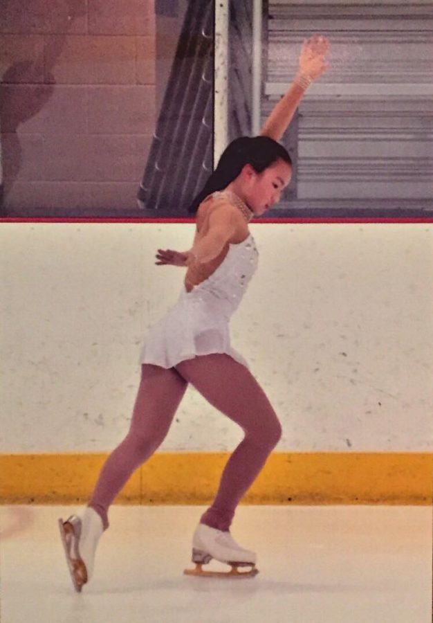 Junior May Kalnik skates past her competitors in annual Regional Competition