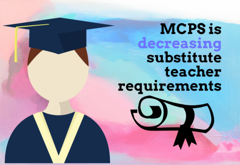 MCPS looks to lower substitute teacher requirement