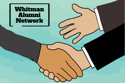 Students take advantage of Whitman connections