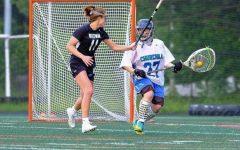 Girls lacrosse beats Churchill 12–11 in a comeback win; advance to regional final