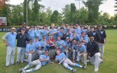 Baseball beats Clarksburg 6–2 to win first regional title in school history