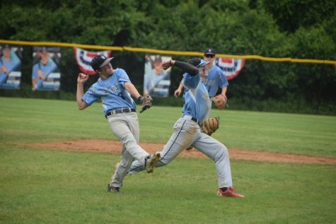 Boys baseball bests Walter Johnson 5–1 in second round of the playoffs