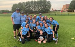 Softball defeats QO 4–1 to win region for first time in program history