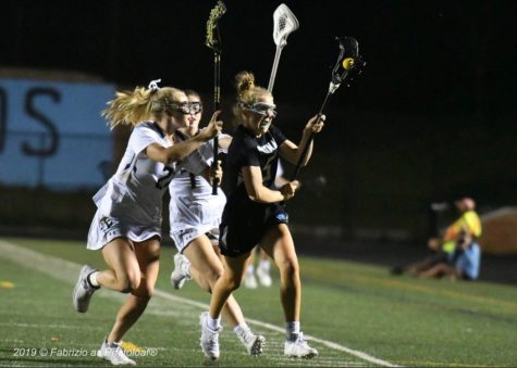 Girls lacrosse loses to Severna Park 16–3 in state semi-finals