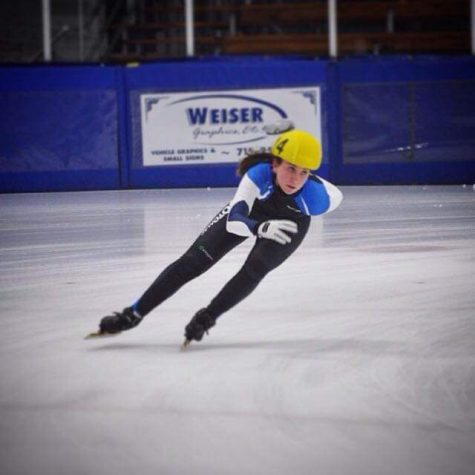 From skater to coach: junior Samantha Leventis' transition