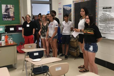 Photo of the day, June 14: freshman orientation