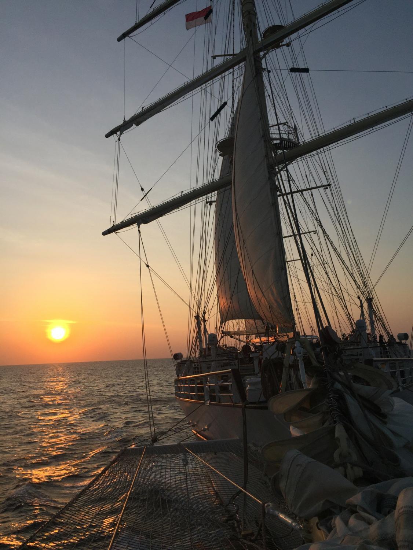 Off+the+coast+of+the+uninhabited+island+of+Satonda%2C+Indonesia%2C+Celina+Fratzscher+sets+sail+aboard+the+Star+Clipper.+Fratzscher+spent+7+days+aboard+the+Star+Clipper+exploring+various%2C+colorful+islands+in+eastern+Indonesia.