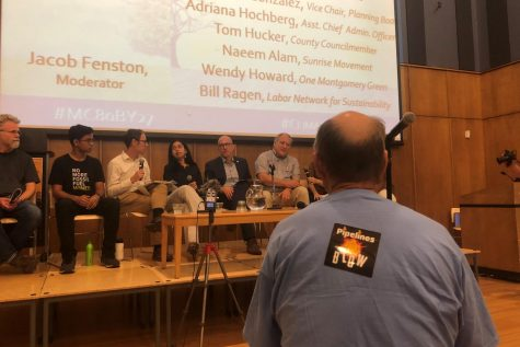 Local activists host town hall, discuss climate change policy with county officials