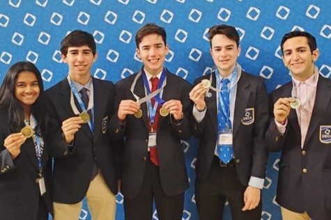MSDE cuts DECA, Whitman DECA members frustrated