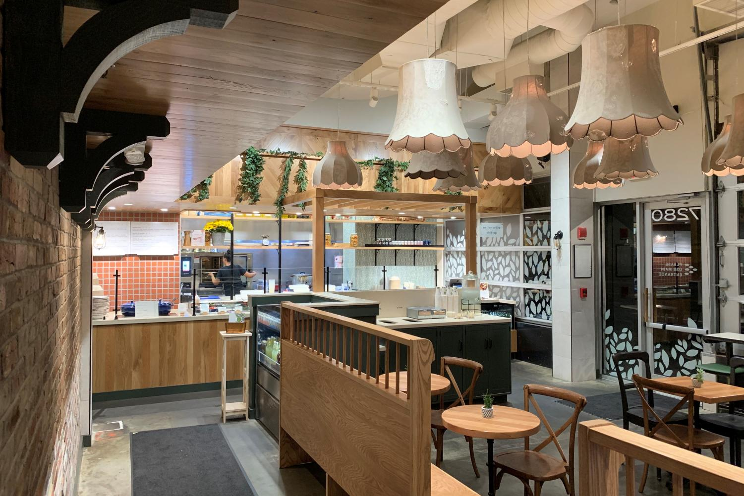Prima recently opened in downtown Bethesda. The fast-casual restaurant serves a variety of bowls, all gluten-free.