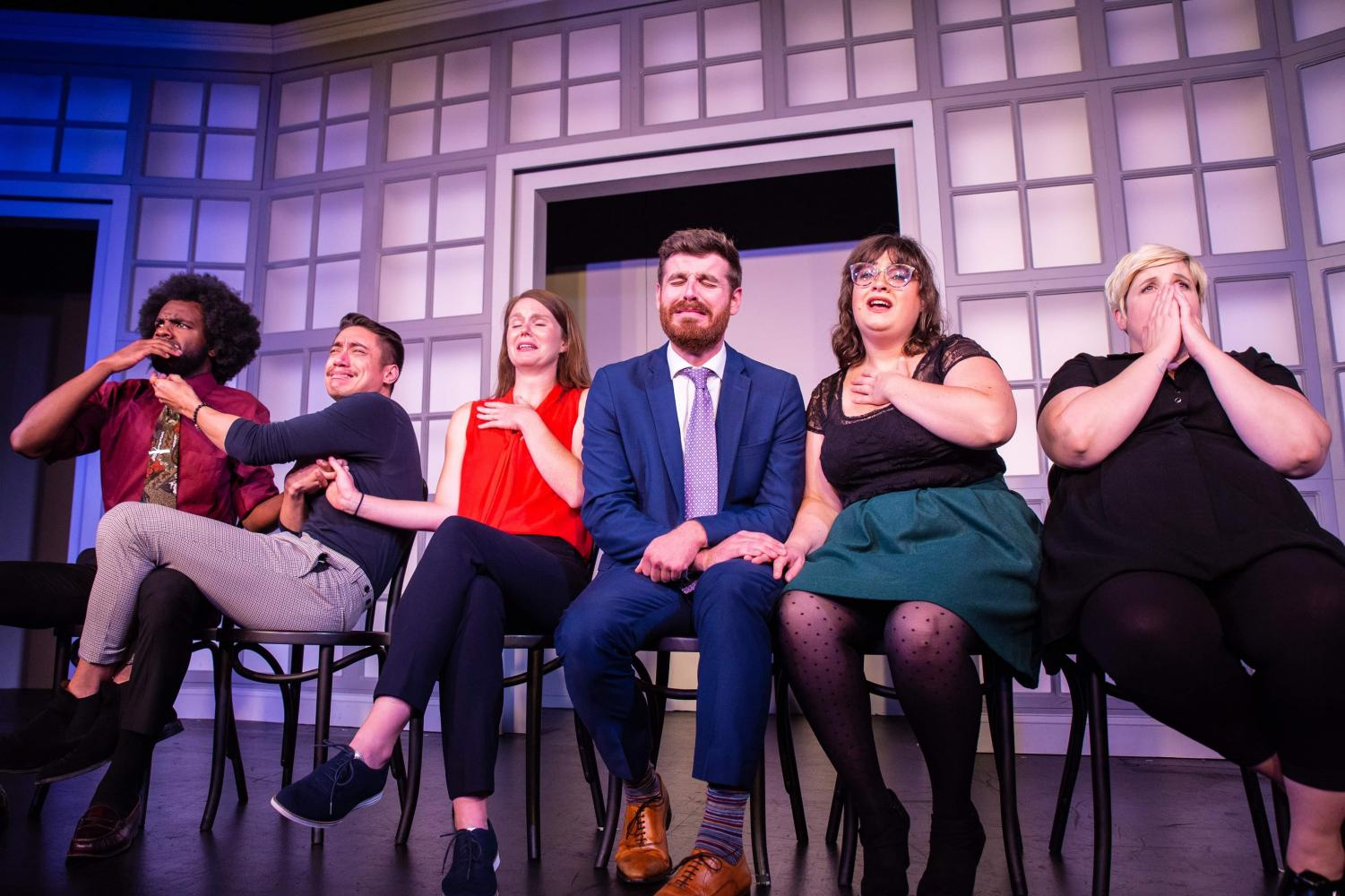 The Second City performed at Whitman on Oct. 17. The Chicago-based comedy company has been home to comedians like Tina Fey, Amy Poehler and Steve Carell.