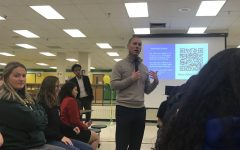 SMOB Nate Tinbite holds first town hall at Seneca Valley High School