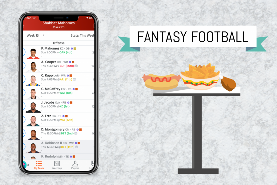 Fantasy football creates community — and competition