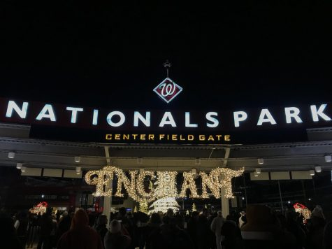 """Nationals Park's new """"enchanting"""" holiday experience"""