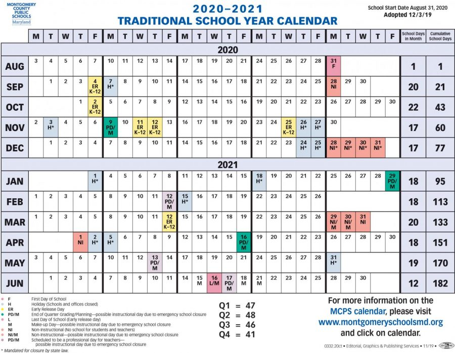 MCPS+releases+calendar+for+2020-2021+school+year