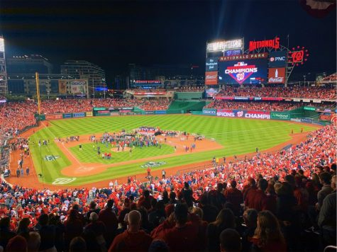 Podcast: What's next for the Washington Nationals after the World Series