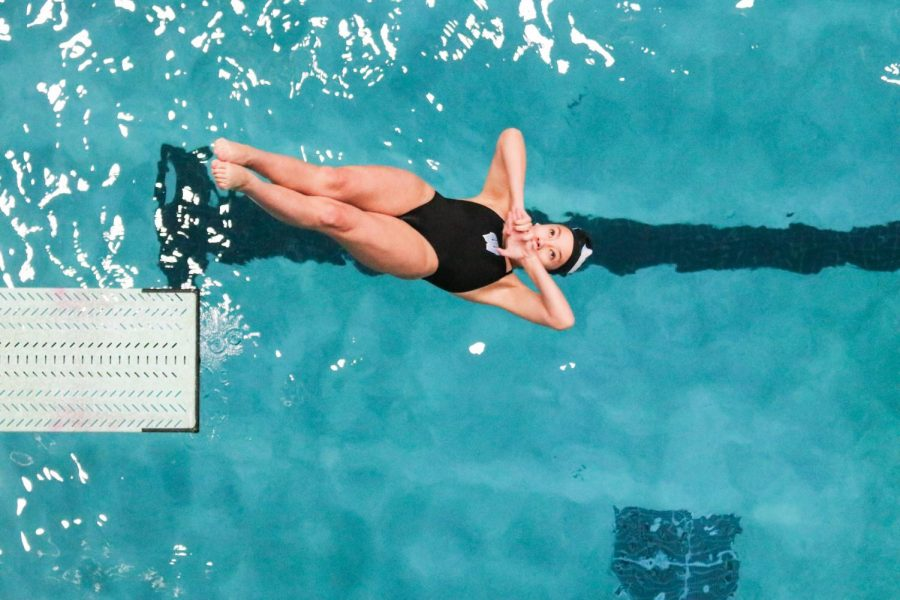 Boys swim wins Regional Championship in dominant performance, girls finish fourth