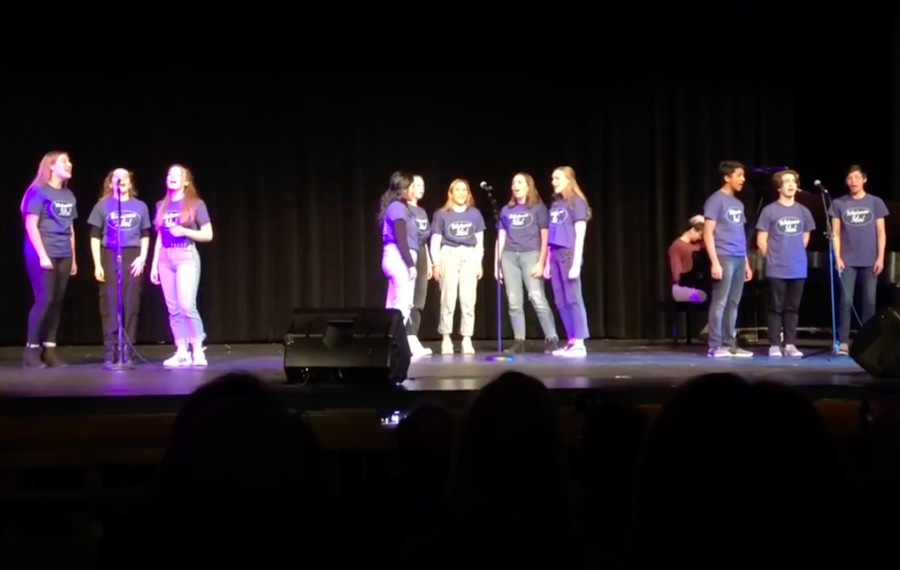 Whitman Idol recap
