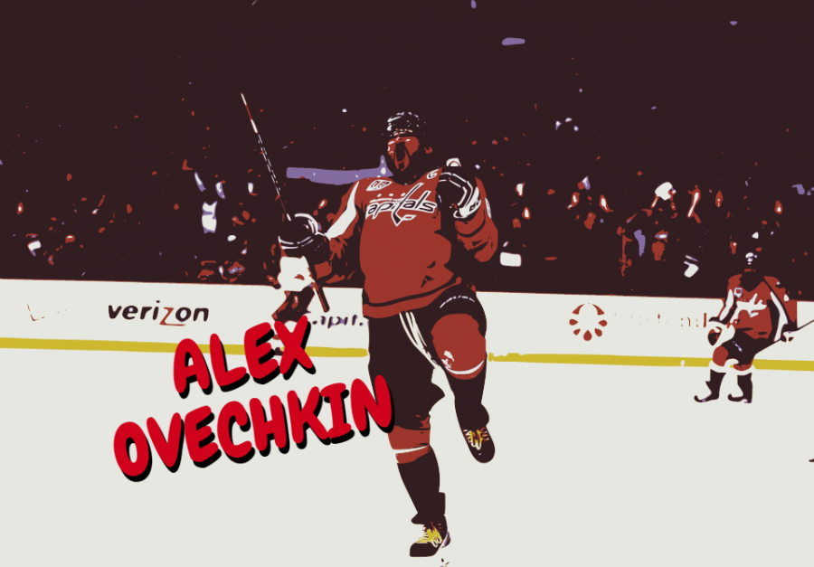 Washington+Capitals+star+player+Alex+Ovechkin+scored+his+700th+goal+Feb.+22.+