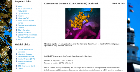 County Council holds press conference, addresses Coronavirus in Montgomery County