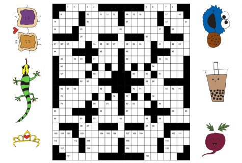 Cabin fever? Try this crossword!