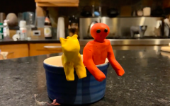 Yellow cats and red men: Rediscovering my passion for claymation