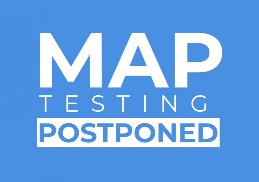 MAP-M testing postponed due to connectivity issues