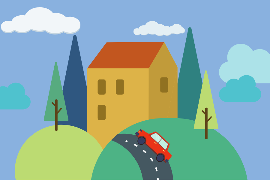 Driving Blog