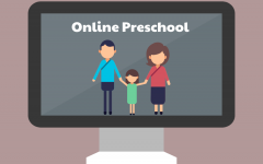 Since the start of the school year, Beth El Congregational Preschool and Whitman's child development program have remained virtual. Keeping younger children engaged online has posed challenges for educational institutions.
