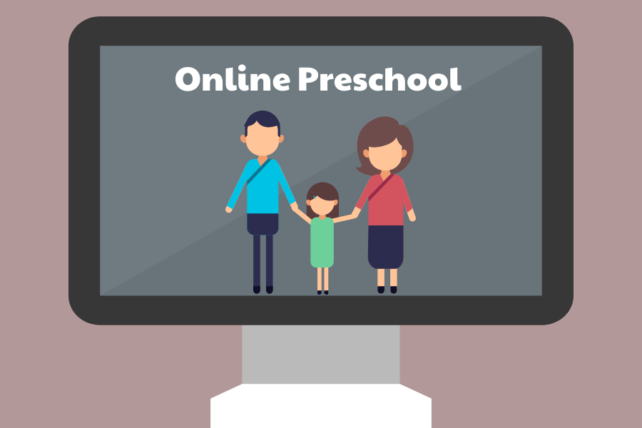 Teaching toddlers online: An inside look at preschool during a pandemic