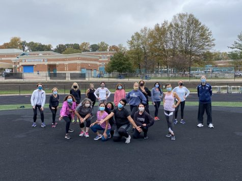 Shaking things up: Zumba on the turf
