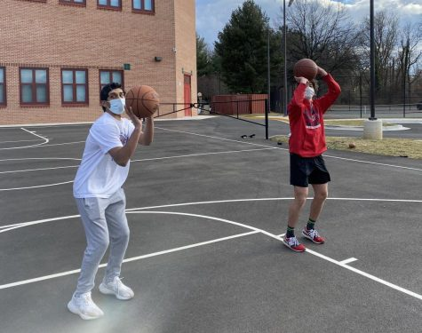 How returning to the Pyle basketball courts helped me relive old memories