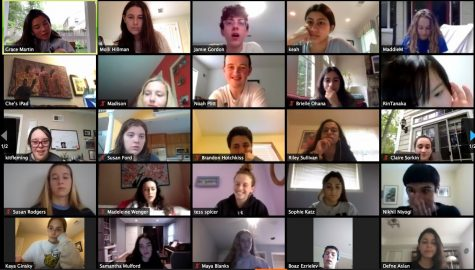 How Whitman's clubs have adapted to virtual learning