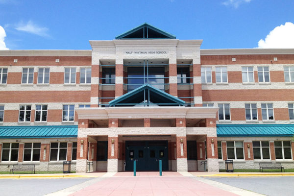 U.S. News ranks Whitman as the best high school in Maryland