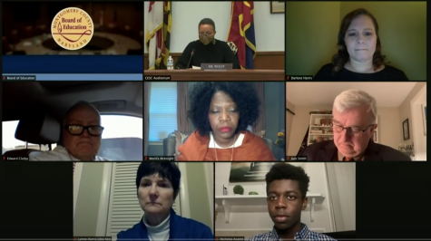 BOE holds virtual public hearing on School Resource Officer program