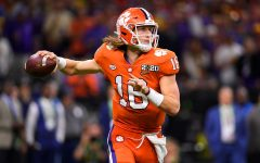 Trevor Lawrence is widely considered to be the number one overall pick for this year's NFL Draft. Follow along to see the Black & White's picks!