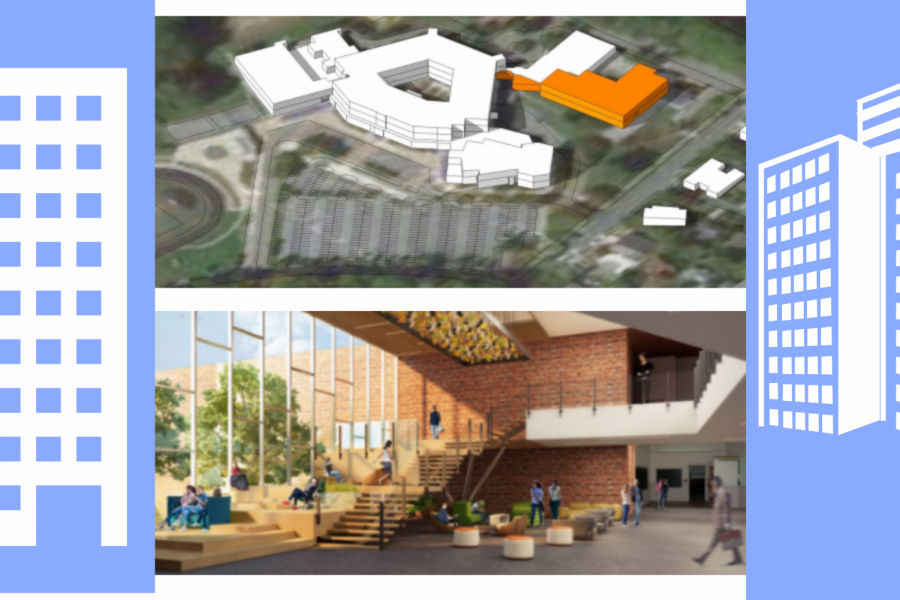 Whitman's new addition: The inside scoop from Dr. Dodd and head architect Allison Legg