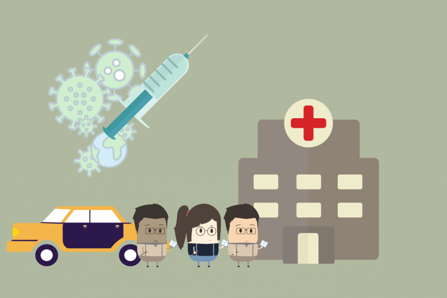 Racial inequity with vaccine rollout