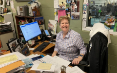 Music teacher Terry Alvey is retiring this year. As the leader of Whitman's instrumental music program, Alvey ensured that her students felt motivated to play music with passion, according to some of the young performers she taught.