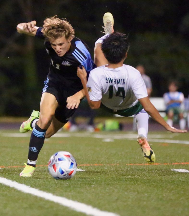 Boys soccer shuts out Damascus 1–0