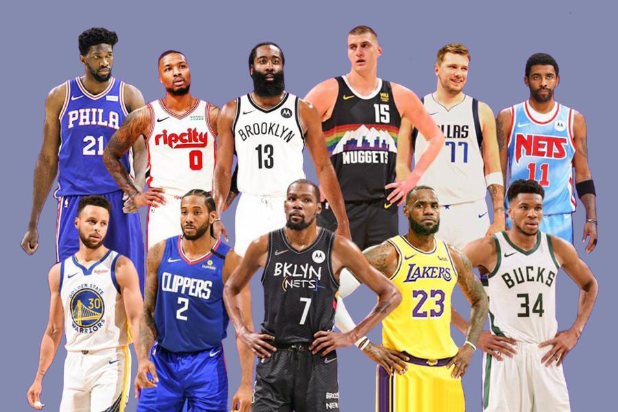 The B&W's 2021–22 NBA Predictions